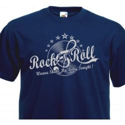T-shirt Remember the Spirit of '69 - Noir & Orange
