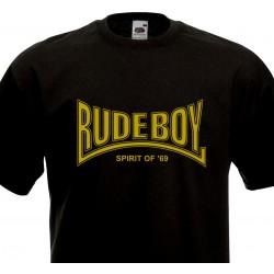 T-shirt manches lonues Rockabilly Hirondelles & Toile