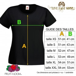 T-shirt Rockabilly Bring Me Back to the 50's
