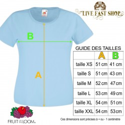 T-shirt Rock'n'Roll Tattoo