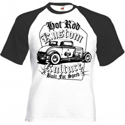 T-shirt Riding with Devil